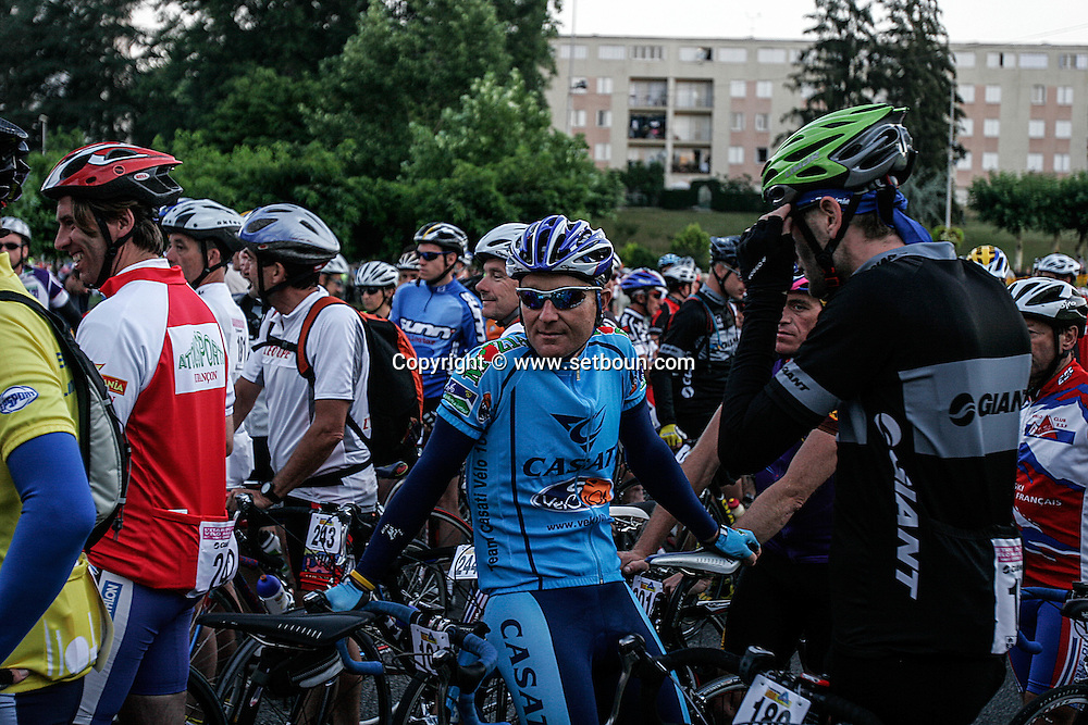 Tour de France for amators departure  MOUREINX    velo magazine  /   Tour de france des amateurs, depart a   MOUREINX