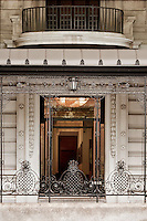Entrance at 344 West 72nd Street