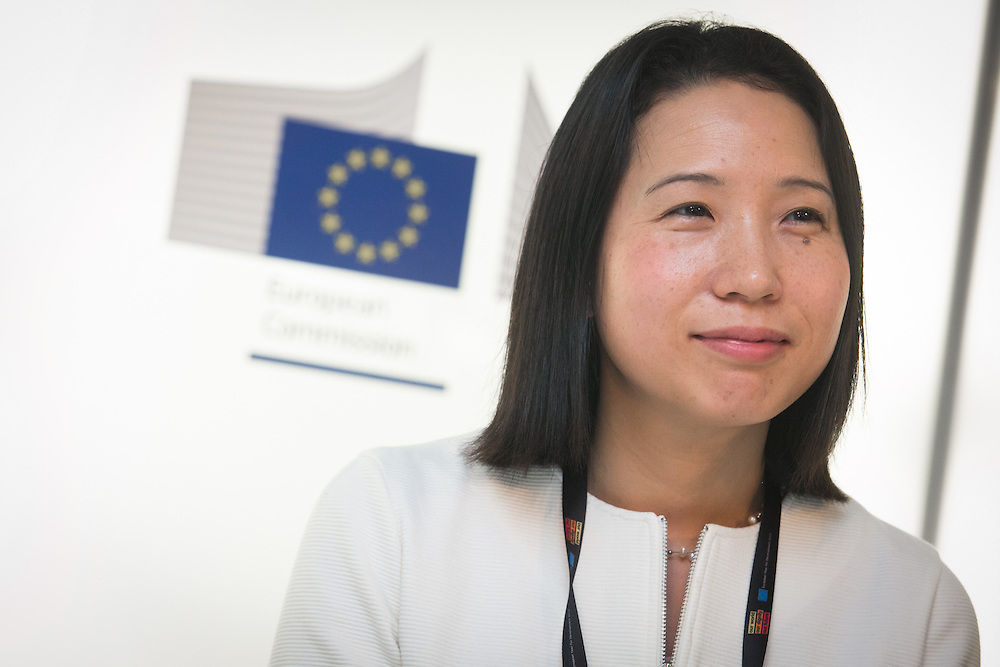 04 June 2015 - Belgium - Brussels - European Development Days - EDD - Growth - Financing the SWITCH to green SMEs across Asia , Africa and the Mediterranean - Yuki Yasui , Deputy Director , United Nations Environment Programme Finance Initiative (UNEPFI) © European Union