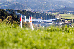 26.10.2014, Red Bull Ring, Spielberg, AUT, Red Bull Air Race, Renntag, im Bild Martin Sonka, 3. Platz, (CZE) // during the Red Bull Air Race Championships 2014 at the Red Bull Ring in Spielberg, Austria, 2014/10/26, EXPA Pictures © 2014, PhotoCredit: EXPA/ M.Kuhnke