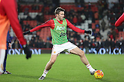 Michael Carrick before the Barclays Premier League match between Bournemouth and Manchester United at the Goldsands Stadium, Bournemouth, England on 12 December 2015. Photo by Phil Duncan.