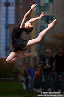 Dance As Art New York City Photography Project Highline Series with dancer, Madlena Bobeva.