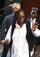 New York - Whoopi Goldberg Sighting - 19 Oct 2016