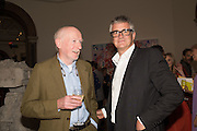 BILL WOODROW; JAY JOPLING, Royal Academy Summer exhibition party. Piccadilly. 7 June 2016