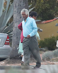 EXCLUSIVE: Meghan Markle Mom Doria Radlan has the family over to Easter dinner,. 01 Apr 2018 Pictured: Joseph Johnson. Photo credit: APEX / MEGA TheMegaAgency.com +1 888 505 6342