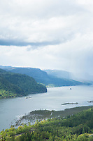 Columbia River Gorge, Oregon.