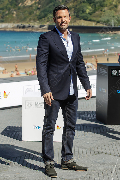 22.SEPTEMBER.2012. SAN SEBASTIAN<br /> <br /> THE PHOTOCALL FOR ARGO AT SAN SEBASTIAN FILM FESTIVAL, SAN SEBASTIAN<br /> <br /> BYLINE: EDBIMAGEARCHIVE.CO.UK<br /> <br /> *THIS IMAGE IS STRICTLY FOR UK NEWSPAPERS AND MAGAZINES ONLY*<br /> *FOR WORLD WIDE SALES AND WEB USE PLEASE CONTACT EDBIMAGEARCHIVE - 0208 954 5968*