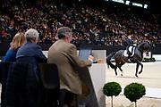 Jessica von Bredow Werndl - Unee Bb<br /> FEI Longines FEI World Cup Paris 2018<br /> © DigiShots
