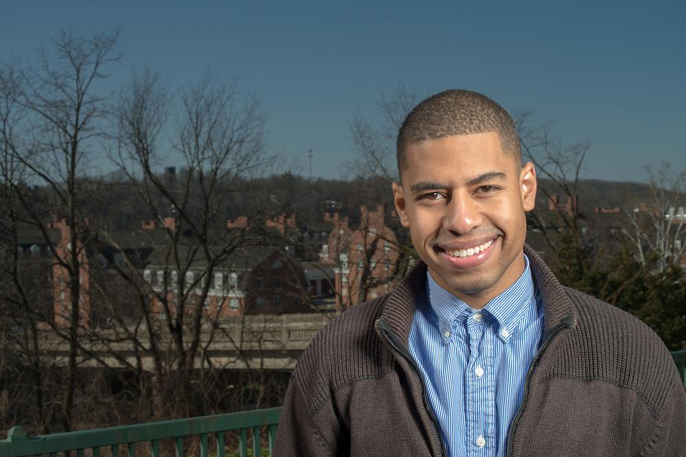 Ben Grice, Sociology, Graduate Student,