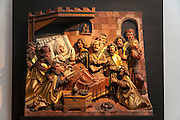 Marientod um 1510 aus Thüringen, Sammlung Mittelalterliche Kunst in der Predigerkirche, Eisenach, Thüringen, Deutschland | medieval art in Predigerkirche, Eisenach, Thuringia, Germany