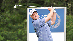 05.06.2014, Country Club Diamond, Atzenbrugg, AUT, Lyoness Golf Open, im Bild Alastair Forsyth (SCO) // Alastair Forsyth (SCO) in action during the Austrian Lyoness Golf Open at the Country Club Diamond, Atzenbrugg, Austria on 2014/06/05. EXPA Pictures © 2014, PhotoCredit: EXPA/ Sascha Trimmel