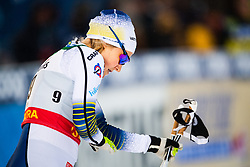 November 24, 2018 - Ruka, FINLAND - 181124 Hanna Falk of Sweden after competing in a women's sprint classic technique quarterfinal during the FIS Cross-Country World Cup premiere on November 24, 2018 in Ruka  (Credit Image: © Carl Sandin/Bildbyran via ZUMA Press)