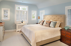 7207 Maple Ave. Chevy Chase, MD architect Anthony Wilder Master Bedroom