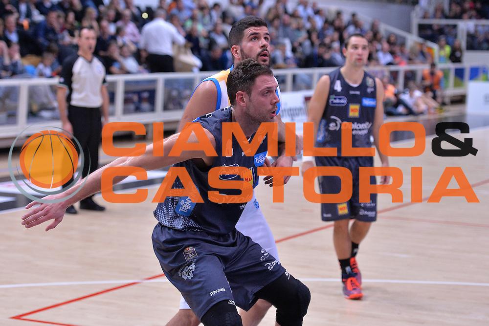 Johndre Jefferson<br /> Dolomiti Energia Trentino - Betaland Capo D'Orlando<br /> Lega Basket Serie A 2016/2017<br /> Venezia 23/10/2016<br /> Foto Ciamillo-Castoria