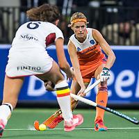 Belgie - Nederland Dames EK 2017