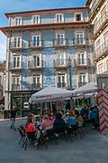 Rua das Flores, from 1521, Ribeira, Porto, Portugal