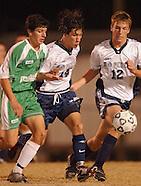 20031104 HS Soccer Hopewell v Myers Park