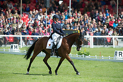 King Mary, (GBR), Kings Temptress<br /> Dressage <br /> Mitsubishi Motors Badminton Horse Trials - Badminton 2015<br /> © Hippo Foto - Jon Stroud<br /> 07/05/15