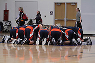 NCAA WBKB: No. 2 Hope vs. St. Thomas  (03-08-13)