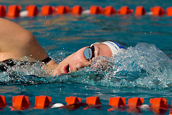 Anita Lulic of PK Ljubljana at 36th International swimming meeting City of Ljubljana Cup, on May 22, 2011 in Kodeljevo pool, Ljubljana, Slovenia. (Photo By Vid Ponikvar / Sportida.com)