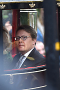 Prinsjesdag - Koninklijke familie in de Gouden Koets<br /> <br /> Budget Day - Royal family in the Golden Coach<br /> <br /> Op de foto / On the photo:  Prins Constantijn / Prince Constantijn