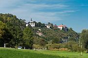 Dornburger Schlösser, Dornburg, Thüringen, Deutschland   Dornburg castles, Dornburg, Thuringia, Germany