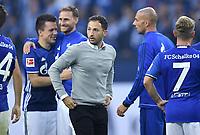 Trainer Domenico Tedesco (Schalke)<br /> Gelsenkirchen, 19.08.2017, Fussball Bundesliga, FC Schalke 04 - RB Leipzig 2:0<br /> <br /> Norway only