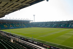 A general view of Franklin's Gardens prior to the match - Mandatory byline: Patrick Khachfe/JMP - 07966 386802 - 23/02/2019 - RUGBY UNION - Franklin's Gardens - Northampton, England - Northampton Saints v Bath Rugby - Gallagher Premiership Rugby
