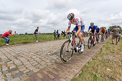 Men Elite Road Race 2019 UEC European Road Championships, Alkmaar, The Netherlands, 11 August 2019. <br /> <br /> Photo by Thomas van Bracht / PelotonPhotos.com <br /> <br /> All photos usage must carry mandatory copyright credit (Peloton Photos | Thomas van Bracht)