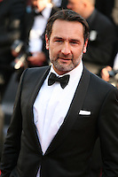 Gilles Lellouche at the Blood Ties film gala screening at the Cannes Film Festival Monday 20th May 2013