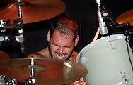 Bill Stevenson performs with ALL on July 29, 2000. Stevenson is a punk pioneer playing with bands such as Black Flag, Descendents, ALL, The Last and Only Crime