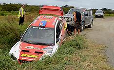 Whangarei-Rally of Northland shake down run