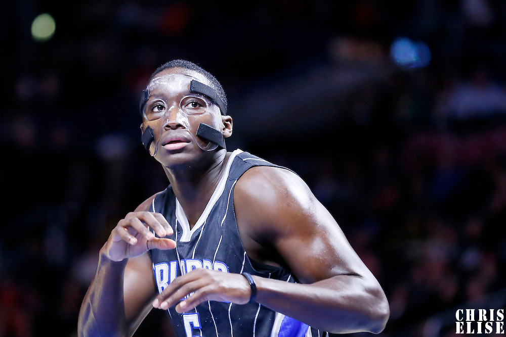 03 December 2014: Orlando Magic guard Victor Oladipo (5) is seen during the Los Angeles Clippers 114-86 victory over the Orlando Magic, at the Staples Center, Los Angeles, California, USA.