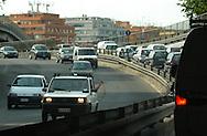 Tangenziale Est, traffico