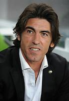20120409: LISBON, PORTUGAL -Portuguese Liga Zon Sagres 2011/2012 - Sporting CP vs SL Benfica.<br /> In picture: Sporting's coach Ricardo Sa Pinto.<br /> PHOTO: Alvaro Isidoro/CITYFILES
