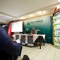 Conférence de Presse le 26/02/2014