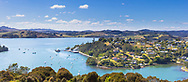 view to the mangonui harbour