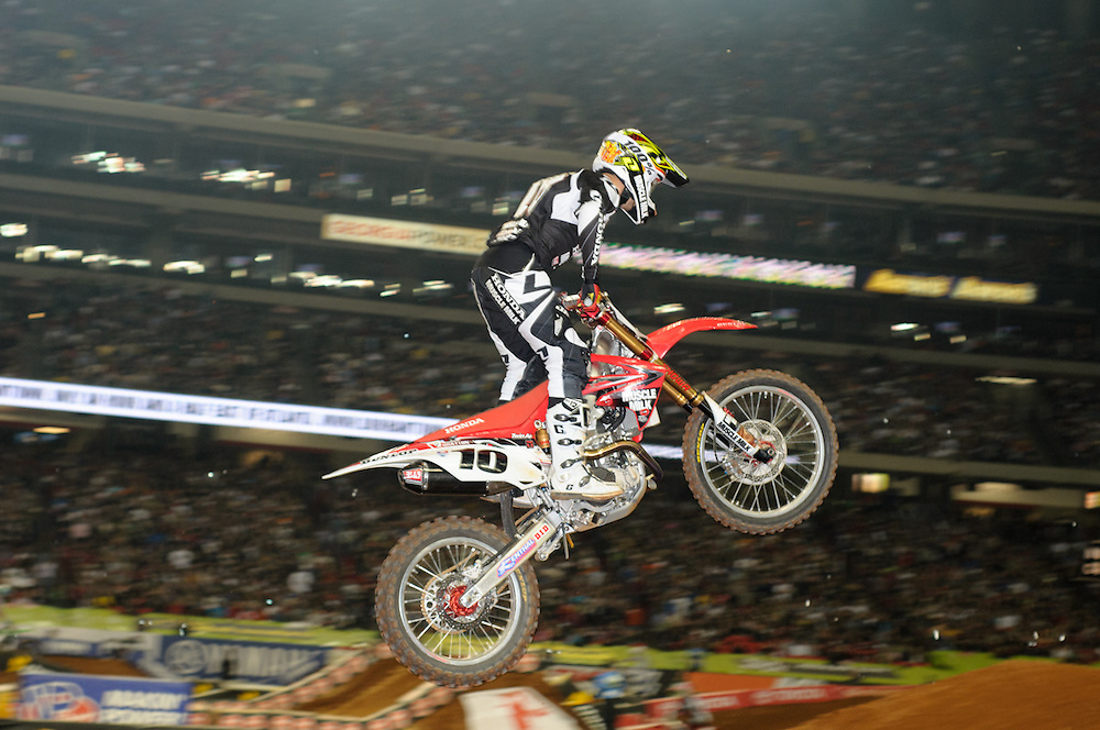 2012 Monster Energy AMA Supercross Series.Georgia Dome.Atlanta, Georgia.February 25, 2012