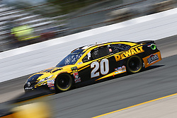 July 20, 2018 - Loudon, New Hampshire, United States of America - Erik Jones (20) takes to the track to practice for the Foxwoods Resort Casino 301 at New Hampshire Motor Speedway in Loudon, New Hampshire. (Credit Image: © Justin R. Noe Asp Inc/ASP via ZUMA Wire)