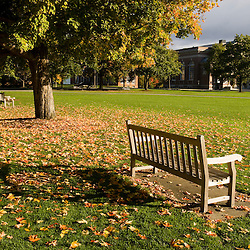 The Dartmouth College Green in Hanover, New Hampshire.