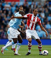 - Photo mandatory by-line: Matt Bunn/JMP - Tel: Mobile: 07966 386802 14/09/2013 - SPORT - FOOTBALL -  Britannia Stadium - Stoke-On-Trent - Stoke City V Manchester City - Barclays Premier League