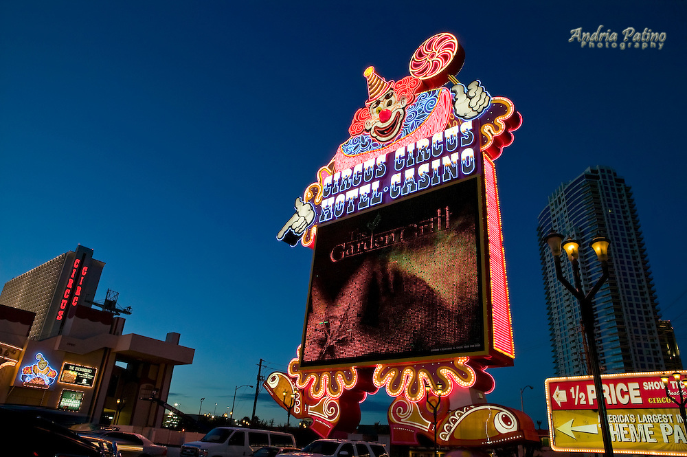 Circus Circus, Hotel and Casino