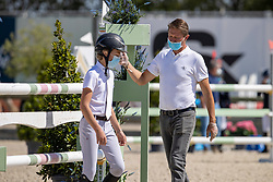 Haesebroek Mike, De Boeck Kasper, BEL<br /> Belgisch Kampioenschap Jeugd Azelhof - Lier 2020<br /> <br /> © Hippo Foto - Dirk Caremans<br /> 30/07/2020