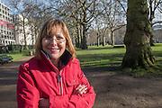 Caroline Kisko, , Crufts photocall. St. james's Park. London, 18 February 2016