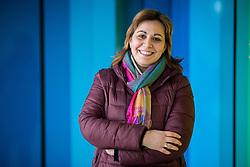 Portrait of Sara Bevc Jonan, on January 28, 2019 in  Ljubljana, Slovenia. Photo by Vid Ponikvar / Sportida