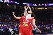 Nicol&ograve; Melli<br /> Nazionale Italiana Maschile Senior<br /> Eurobasket 2017 - Final Phase - 1/4 Finals<br /> Italia Serbia Italy Serbia<br /> FIP 2017<br /> Istanbul, 13/09/2017<br /> Foto M.Ceretti / Ciamillo - Castoria
