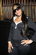 The Original Spinderella at The 2009 Fall Baby Phat Fashion Show held at Gotham Hall on February 17, 2009 in New York City.