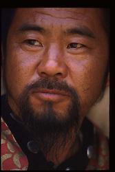 Chinese man in Beijing, China