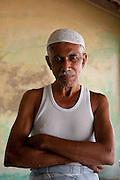 Muslim Man. South India.