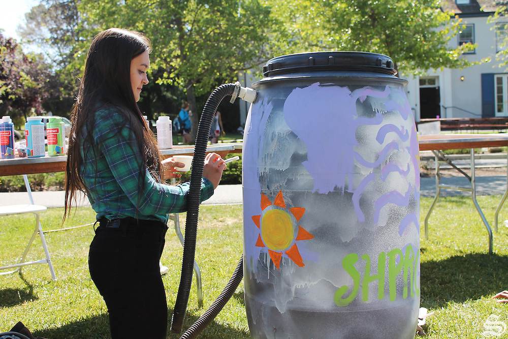 Earthfest CATALINA RAMIREZ-SAENZ/The Stanford Daily